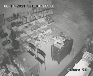 a very small flying fairy has been in Magick for several months as seen in cctv, flies very very fast