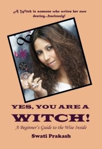 yes you are a witch cover - front